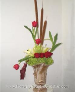 C6 - Arreglo de flores para ocasión especial