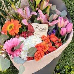 Elegante Bouquet de Tulipanes BOU120
