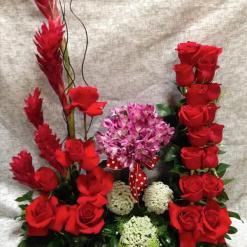 Arreglo de Rosas para Enamorados. EN2