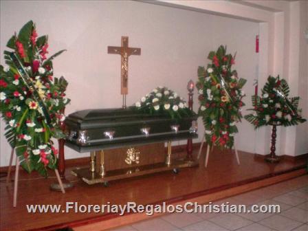 Paquete para funeral sencillo - FU7