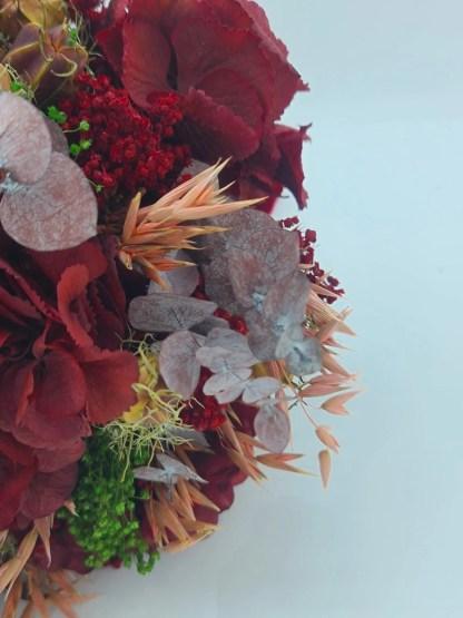 ramo hortensias boda