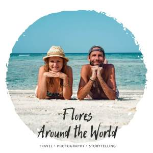 Angelina and Pedro Flores, travel couple behind Flores Around the World