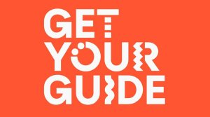 Trip planning: Get Your Guide logo