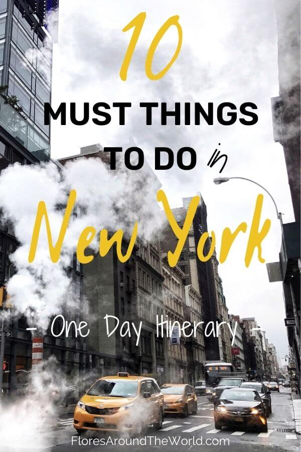 10 Must Things To Do in New York