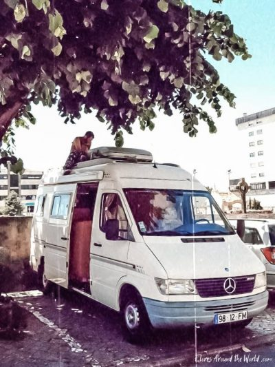 Buying a camper van: check mechanics