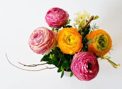 ramo variado 20e, flores a domicilio vigo, flores auri