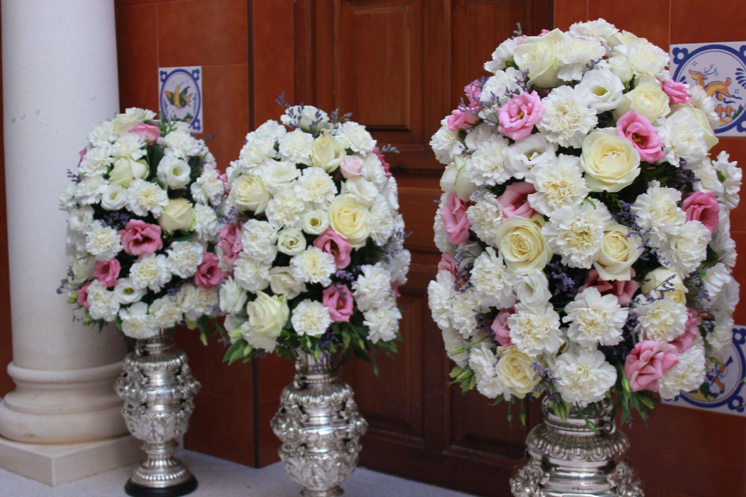 Exorno Floral. Flores del Patio