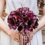 ramo posy tipos de ramos de novia