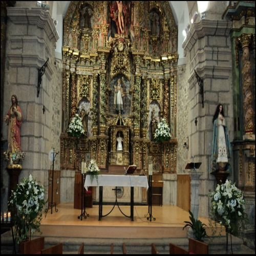 Iglesia molinaseca