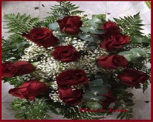 Ramo Docena rosas