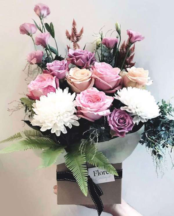 Flowers & Bouquets Blushing Beauty