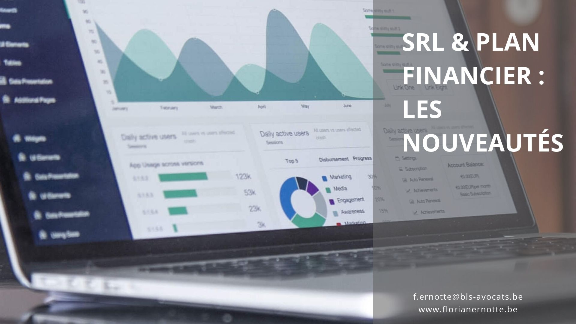 srl plan financier