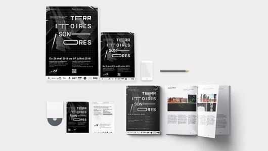 Campagne de publicité graphisme aix-en-provence Florian Pioli