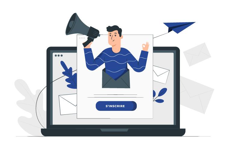 S'inscrire à Newsletter du site design graphique florianpioli.fr
