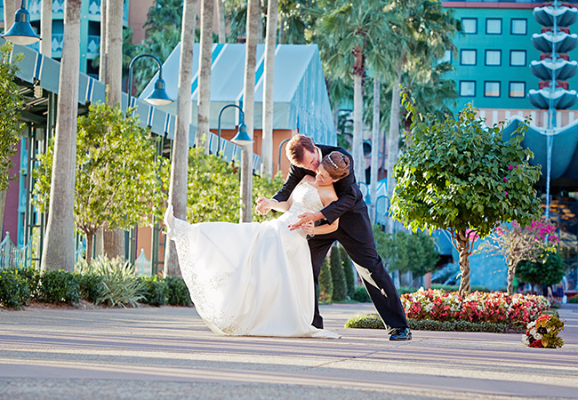 Walt Disney World Honeymoon Vacation Packages