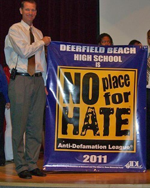Anti-Defamation League | Deerfield Beach High School ...