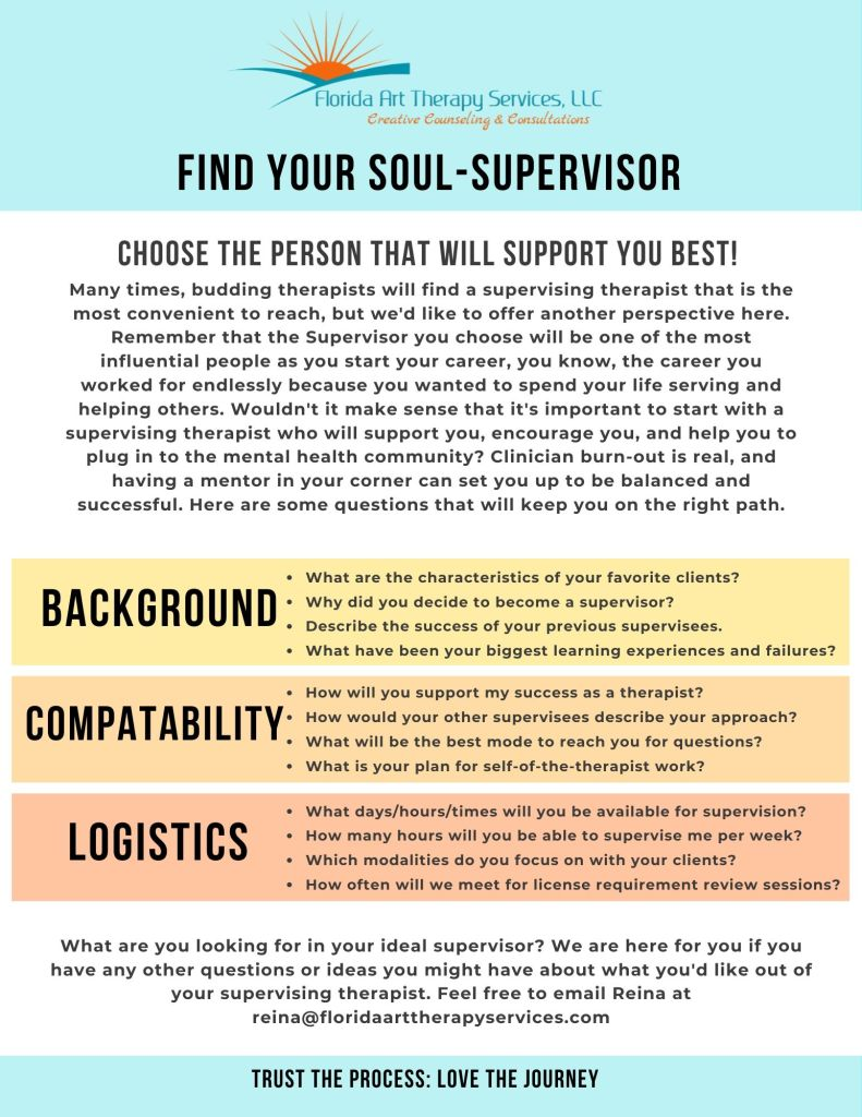 Guide to Finding Your Soul-Supervisor