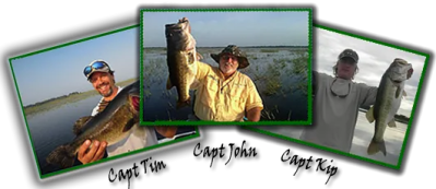Our Orlando fishing guides