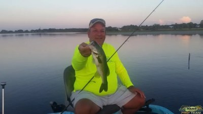 Catching them on Texas Rig