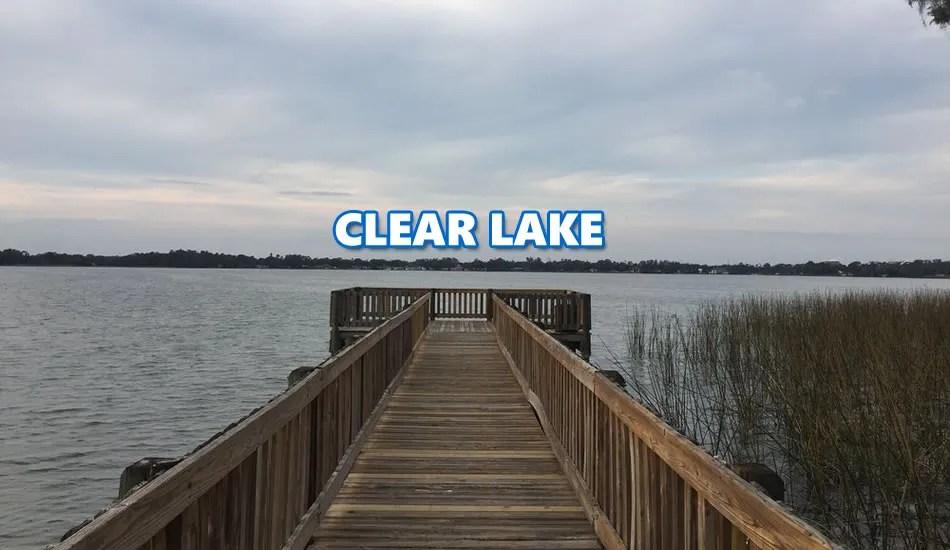 Clear Lake Orlando Fl