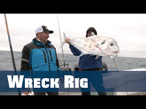 Proven Wreck Rig For Monster Mutton Snapper & More - Florida Sport Fishing TV - Rigging Tips