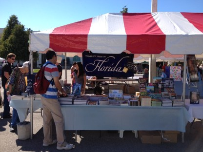 University Press of Florida booth