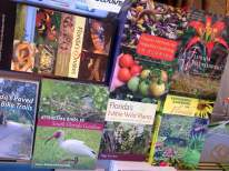 A selection of UPF's great gardening books