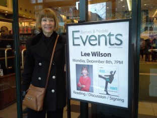 Lee Wilson at Barnes & Noble Broadway