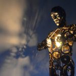 Don Gialanella-Lighted Man Closeup