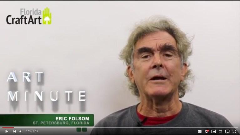 Eric Folsom artist spotlight Florida CraftArt