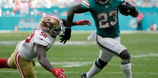 Dolphins Beat 49ers 31-24