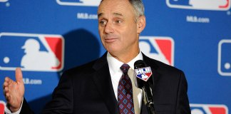 Free-Agent Compensation, International Draft Top MLB Issues