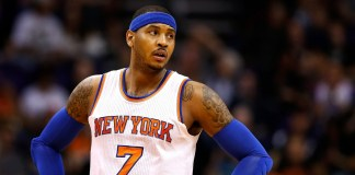 Carmelo Anthony Wants to Stay in New York