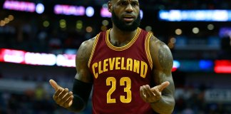 LeBron Miffed with Direction of Slumping Cavaliers