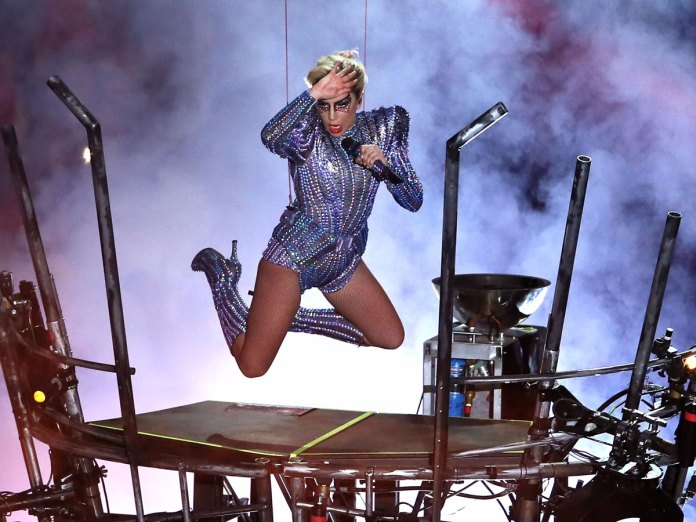 Lady Gaga Made Super Bowl Halftime History