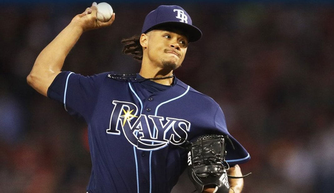 Archer Ends Long Skid Vs Boston Red Sox, Rays Win 10-5