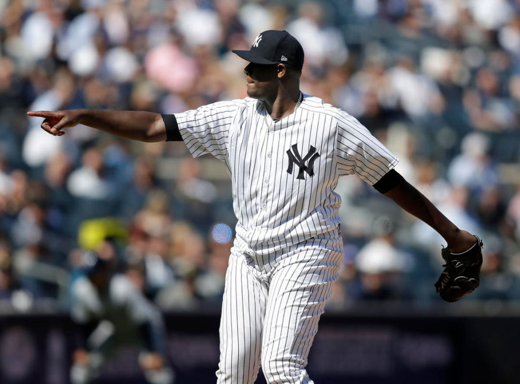 Pineda Took Perfect Game into the 7th, Yanks Beat Rays 8-1