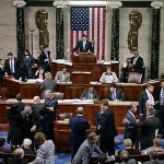 House Votes Yes on GOP Health Bill to Dismantle Obamacare, 217-2013