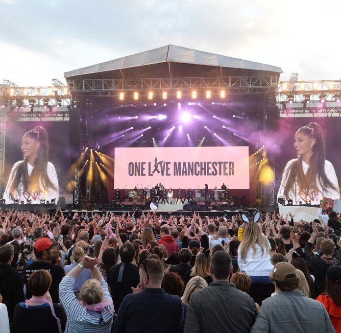 One Love Manchester Benefit Concert
