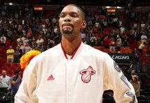 Chris Bosh Writes an Open Letter to Miami