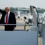 Trump Talks Pardons Amid Probes of Russia Role in U.S. Election