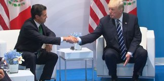 Trump and Mexican President Meet at G20 Summit