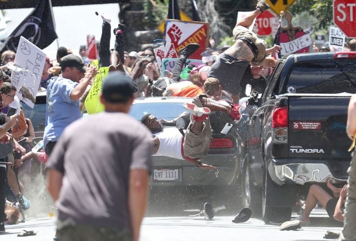 President Trump failed to Be President -#Charlottesville Riot