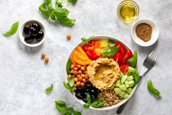 Hummus is a great way to get started on the Mediterranean diet