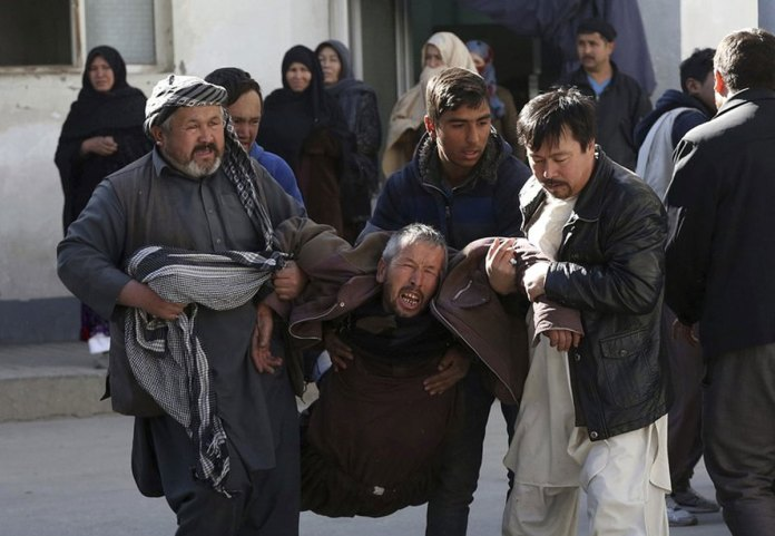 Islamic State Kills 41 in Attack on Afghan Cultural Center