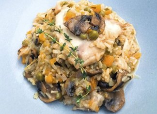 Make Delicious Chicken and Rice Under Pressure - in a Cooker