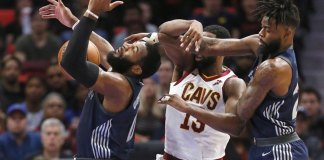 LeBron, Cavs Edge Heat 91-89 in 1st Game Without All-Star Kevin Love