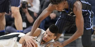Aldridge Leads Spurs to Need Victory over Magic