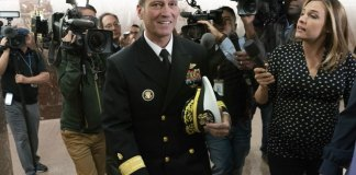 White House Doctor Ronny Jackson Withdraws as VA Secretary Nominee