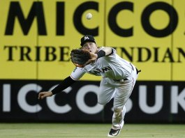 Anderson's 4 RBIs Help Marlins Beat Arrieta and Phils 8-4